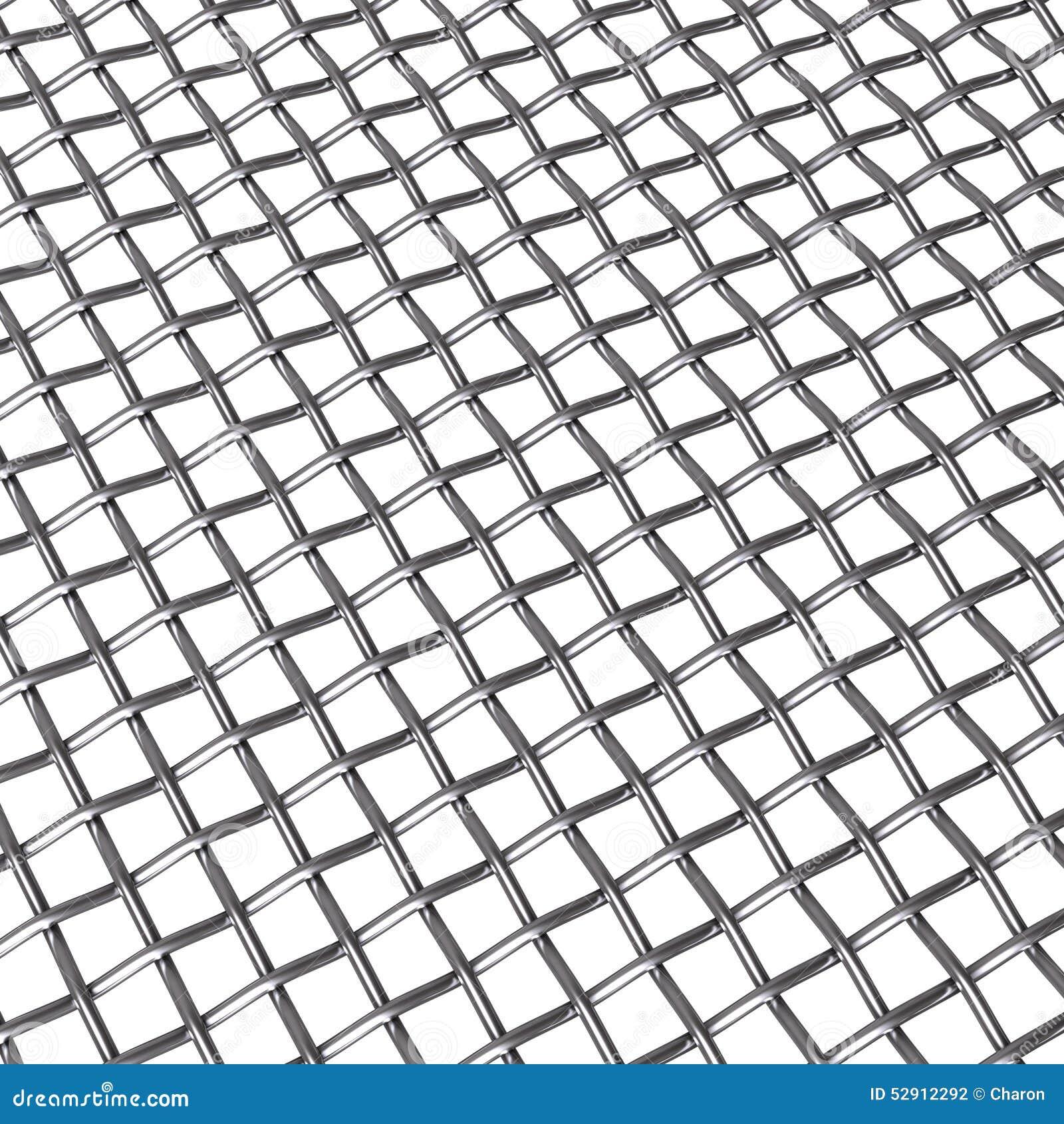 Wire Mesh Texture Stock Photo Image 52912292