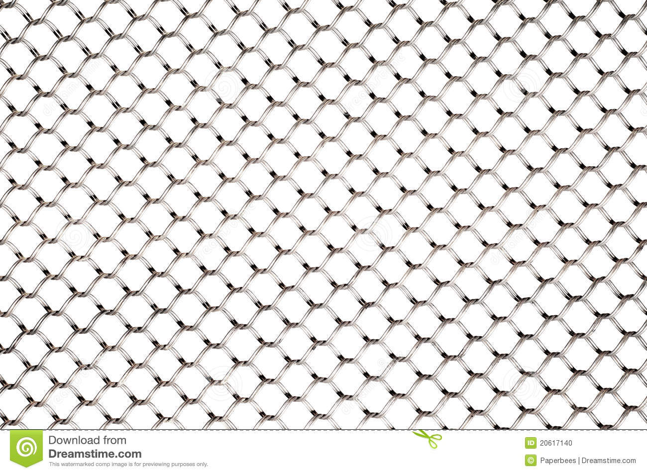 Wire Net Texture Stock Photo Image 20617140