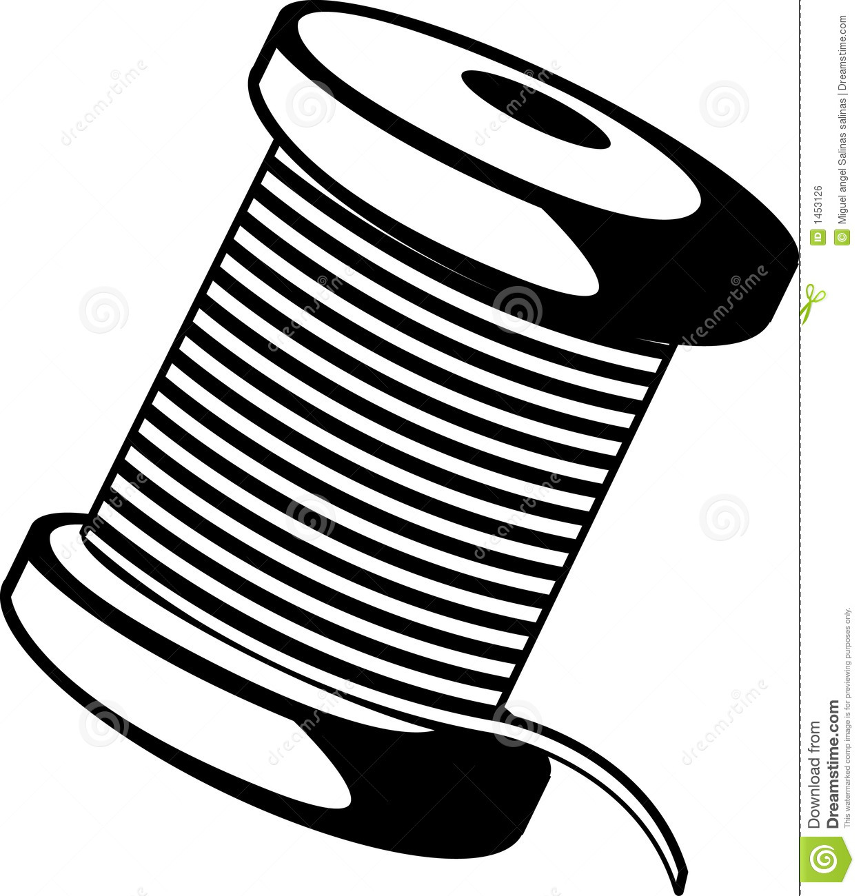 Wire Spool Stock Illustrations – 278 Wire Spool Stock Illustrations ...