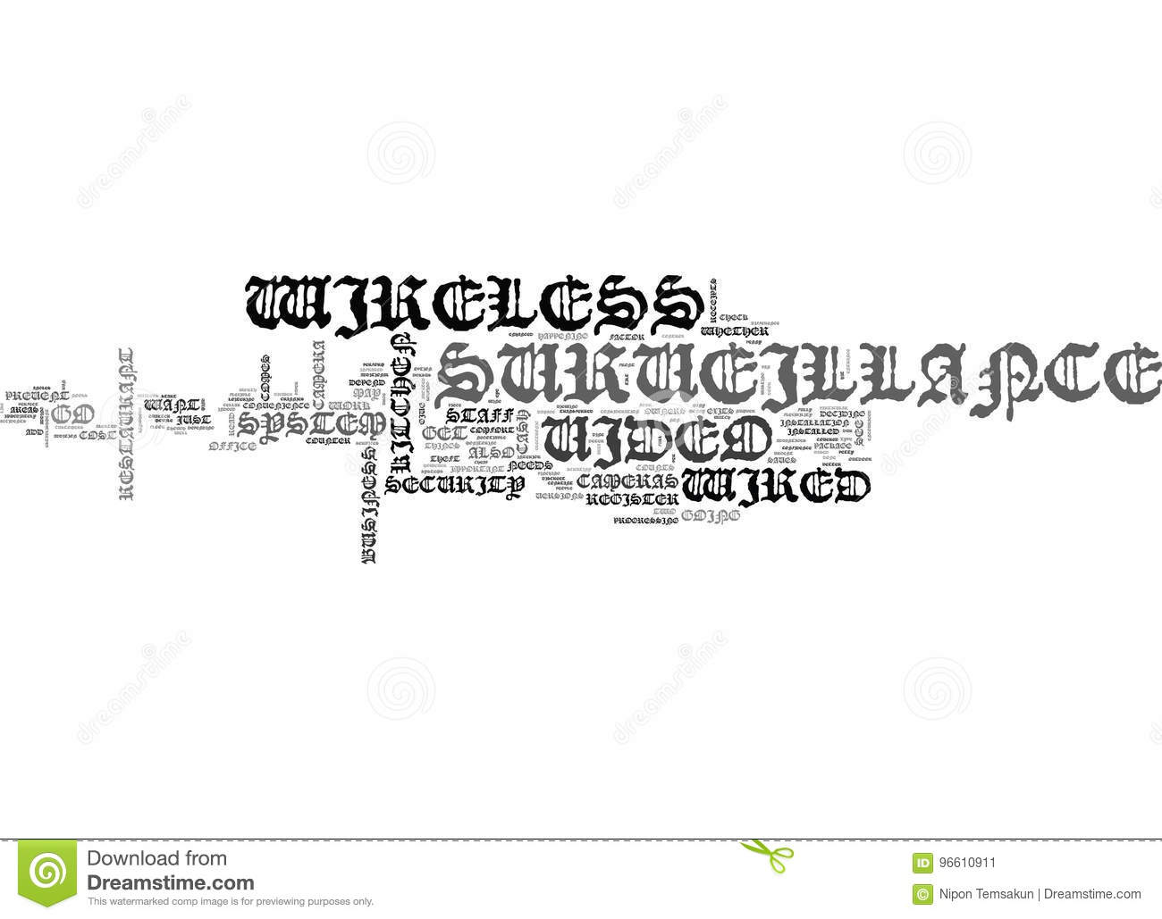 Wired Or Wireless Video Surveillance What S The Difference Word ...