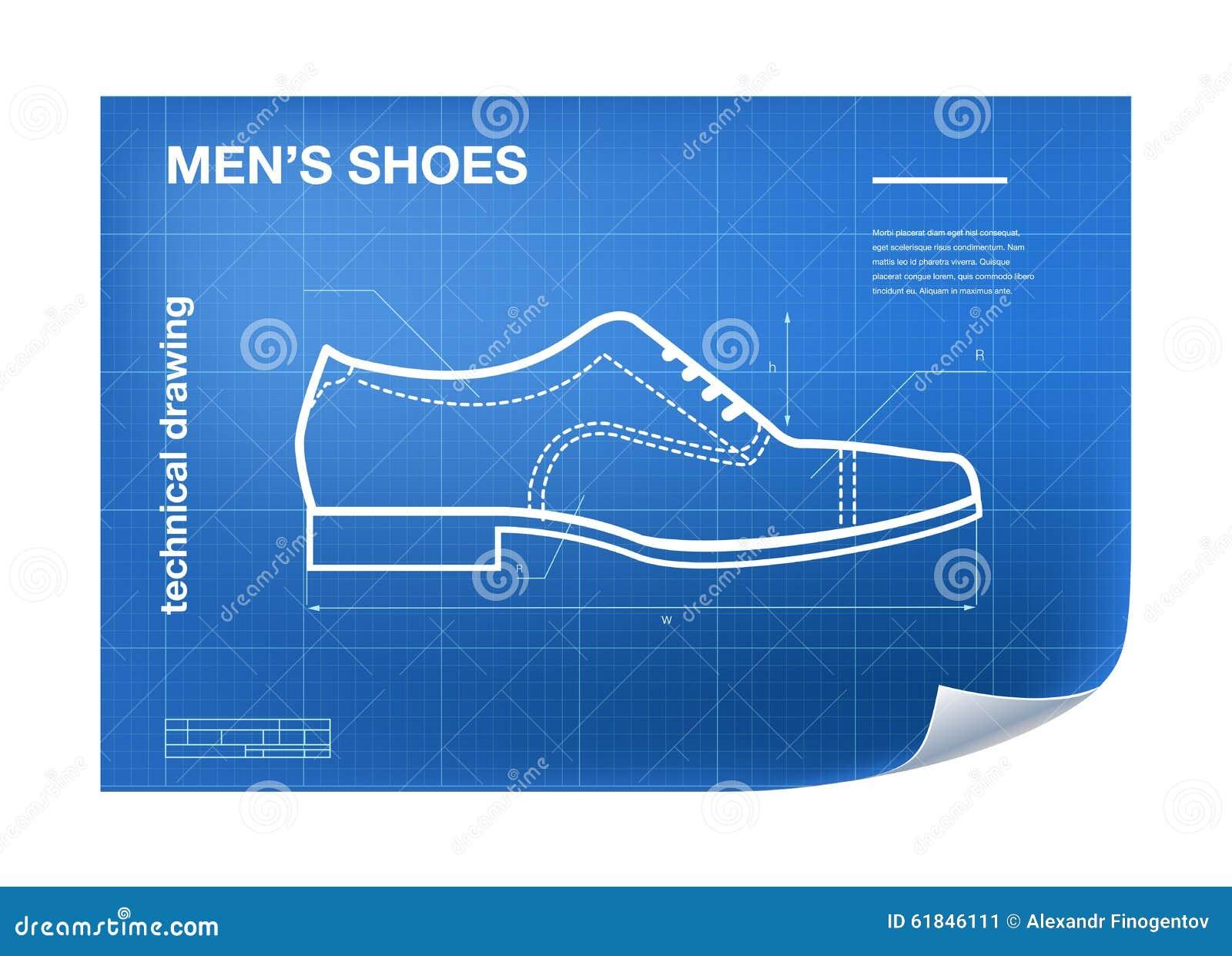 Blueprint White Shoes