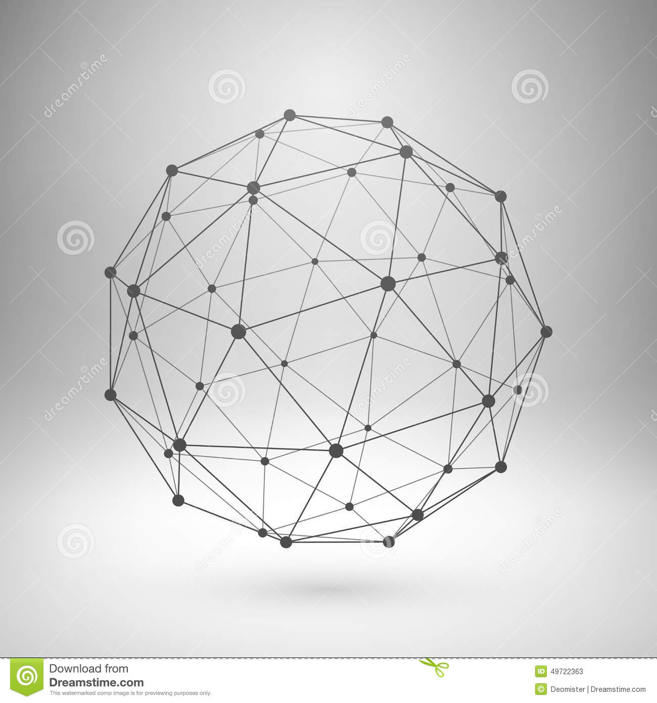Polygon Wireframe Sphere Wire Center Regulator Rectifier Circuit Basiccircuit Diagram Seekic Stock Illustrations 43 880 Rh Dreamstime Com Globe Vector Model