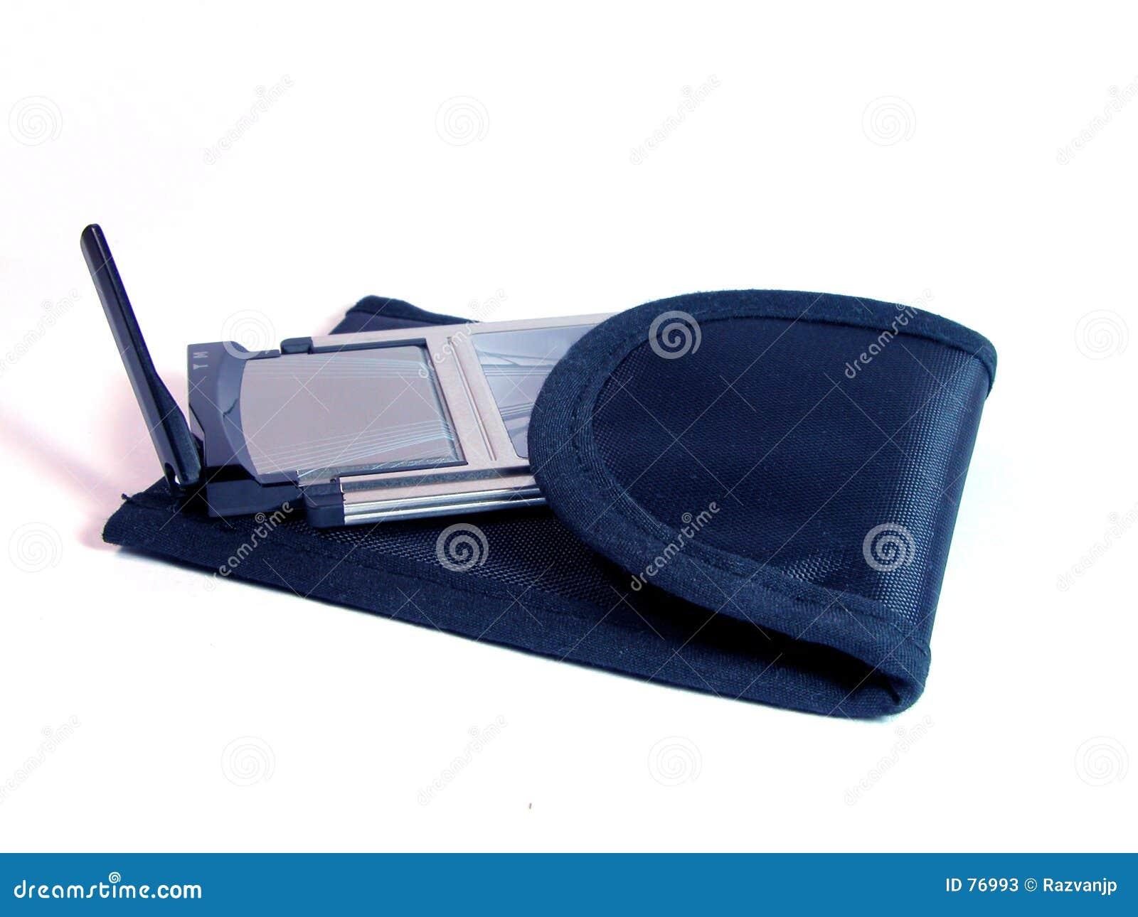 Wireless internet card
