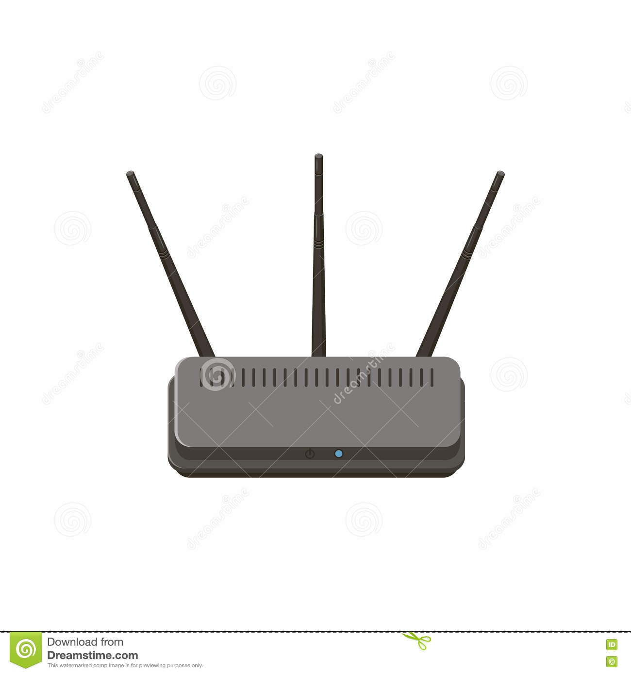 showing post media for wireless access point cartoon stock illustration wireless router icon cartoon style isolated white background image79930044 jpg 1300x1390 wireless access point
