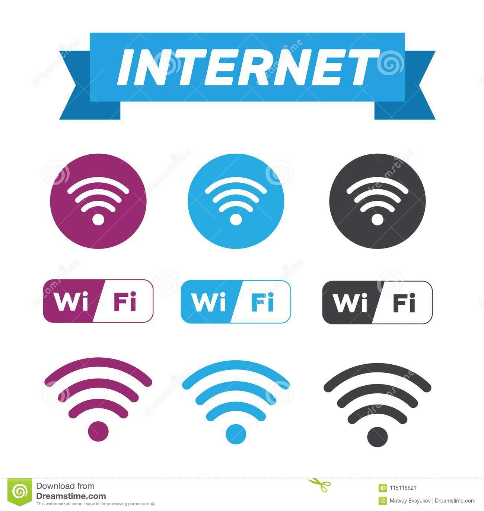 Wireless And Wifi Icons Wireless Network Symbol Wifi Icon Wire