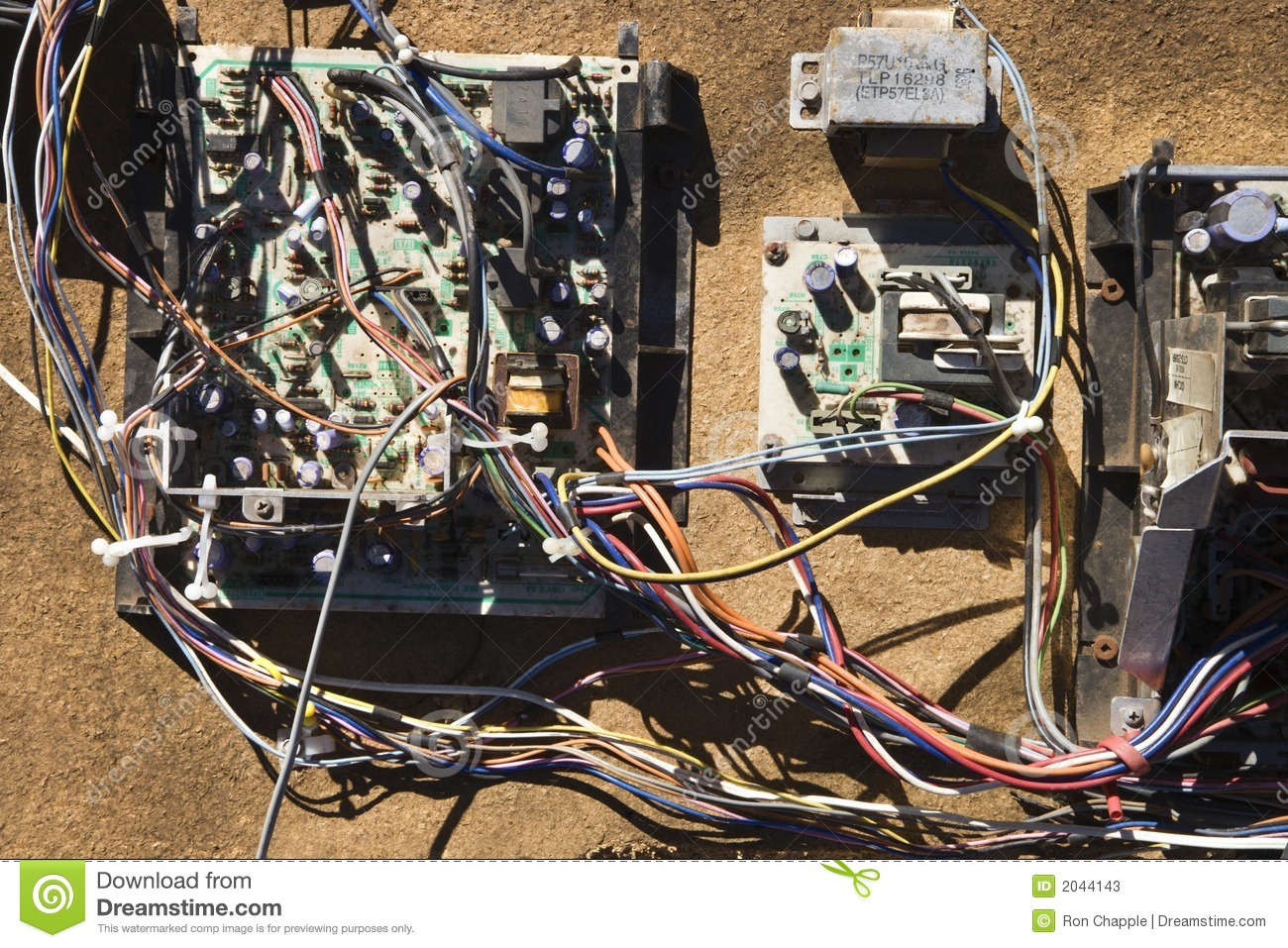 wires and electrical car parts stock image image of life rh dreamstime com Auto Electrical Wiring Kits Auto Electrical Wiring Supplies