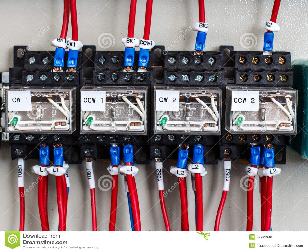 wiring control panel wires electrical circuits sheet industrial factory 37932946 wiring control panel with wires royalty free stock image control panel wiring at bakdesigns.co