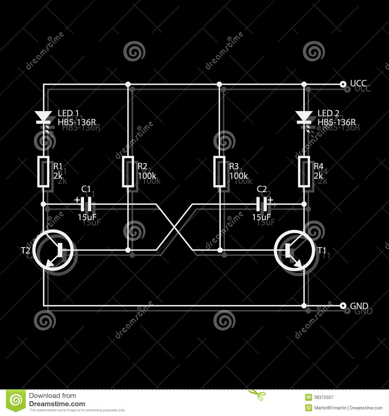 wiring diagram for electronics