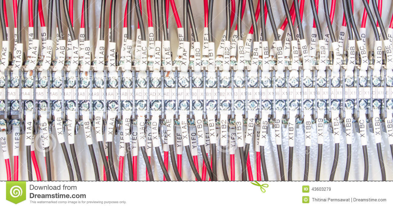 Brilliant Wiring Plc Stock Image Image Of Knowledge Factorynn 43603279 Wiring Digital Resources Antuskbiperorg
