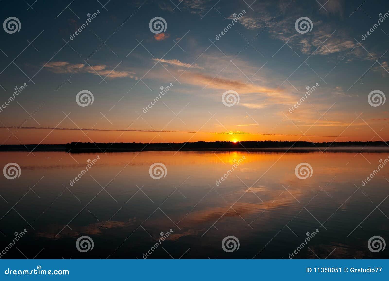 Wisconsin Sunset 2