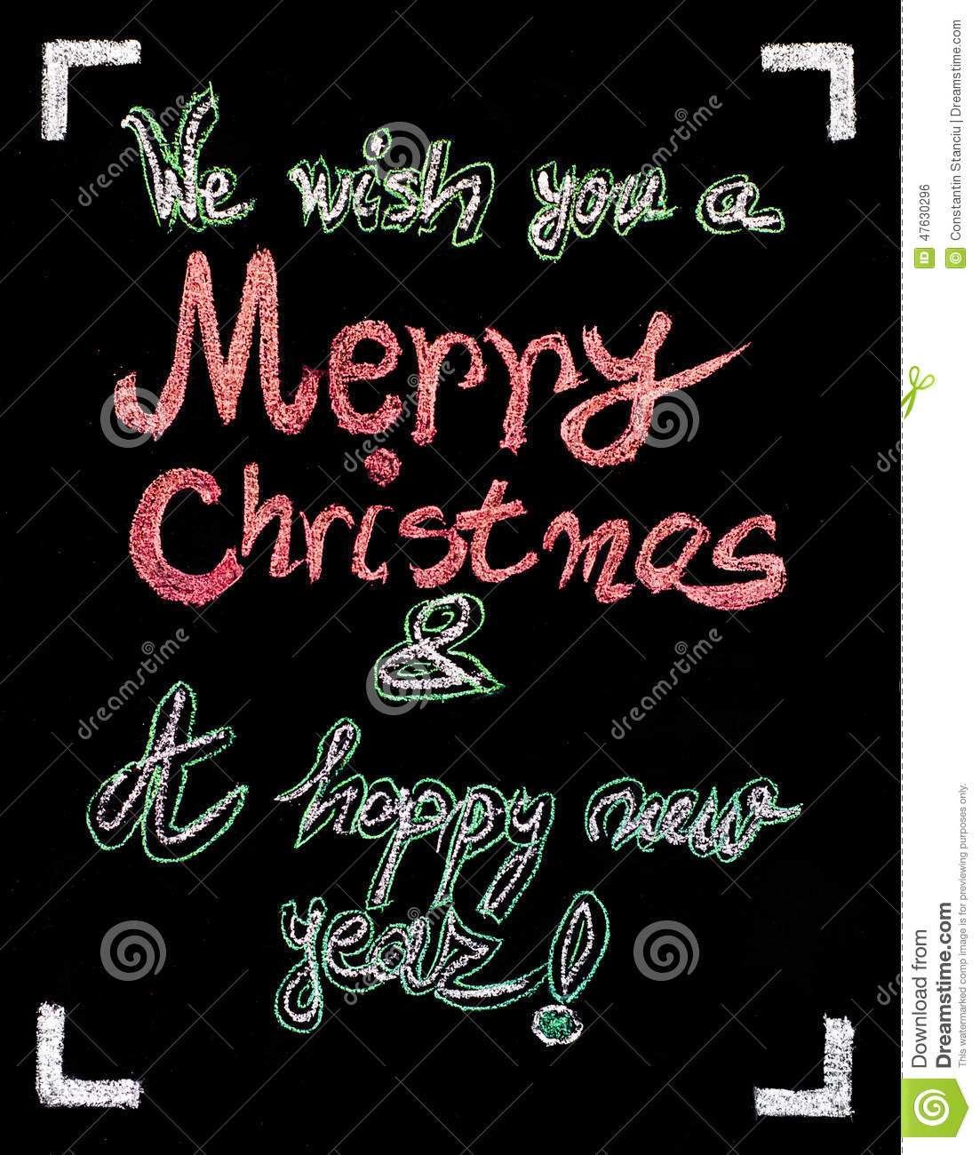 wish you a merry christmas song words