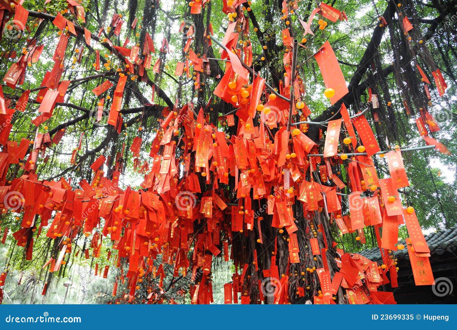 Wishing Tree Editorial Image Image Of Lucky Custom