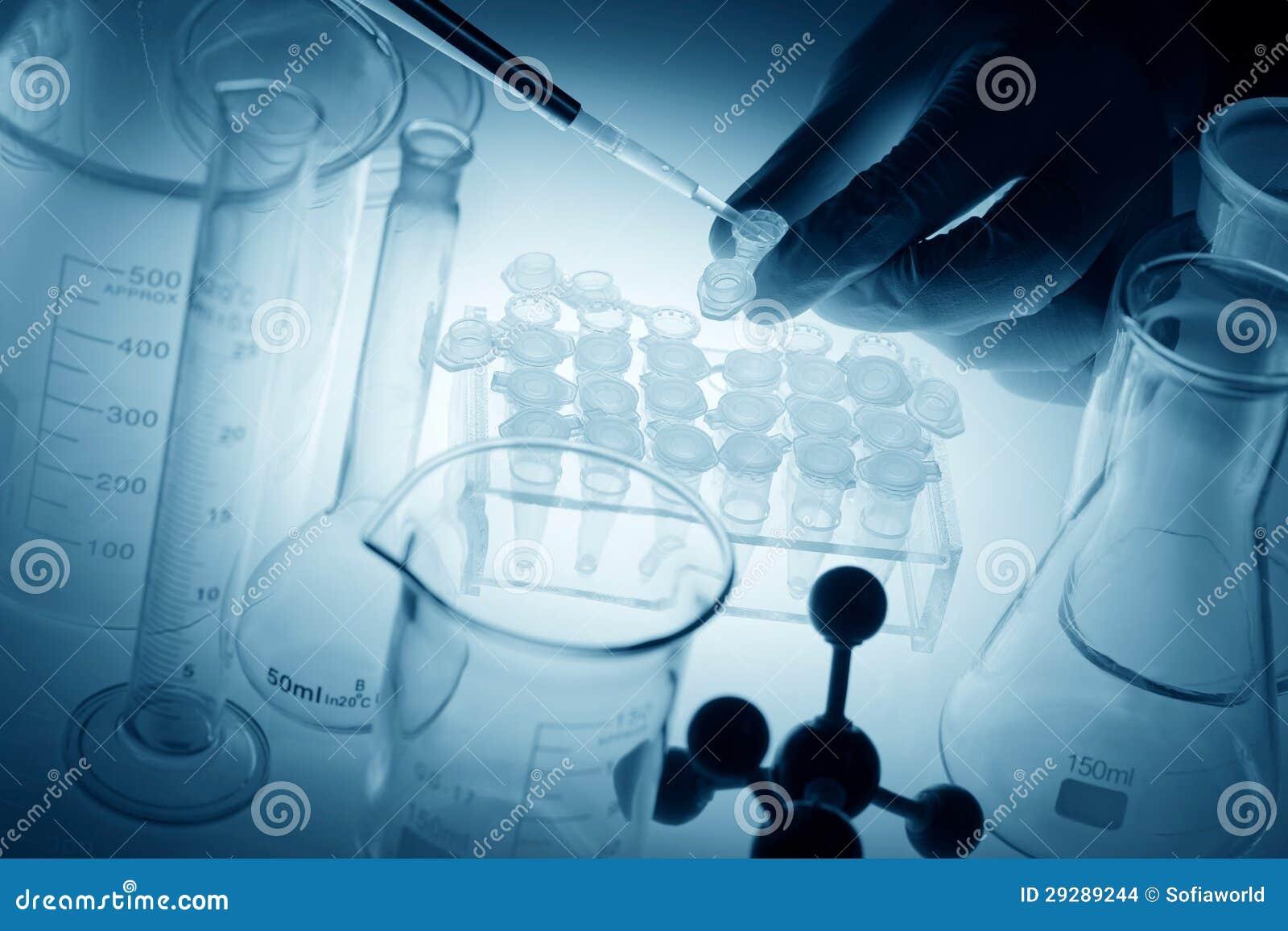 Wissenschaft und medizinische Forschung