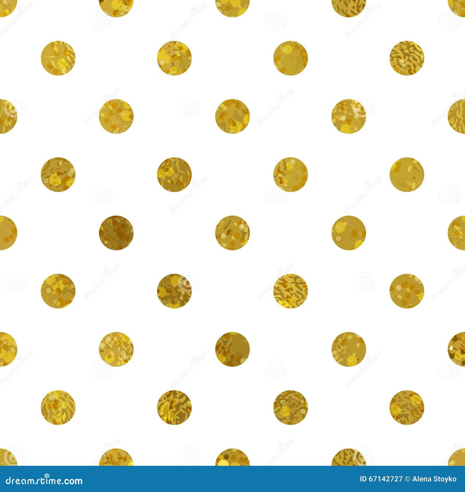 Wit En Gouden Patroon Abstracte Stipachtergrond Vector Illustratie Afbeelding