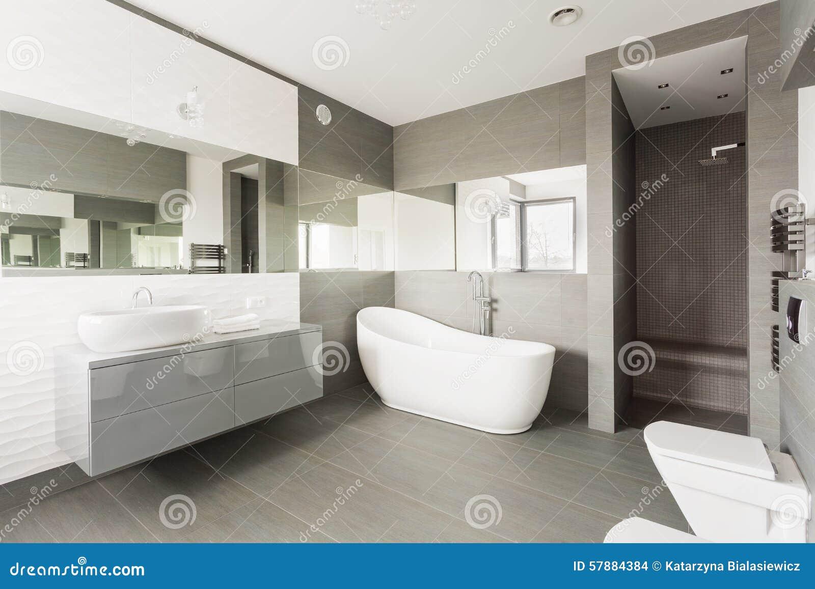 Wit exclusief toilet