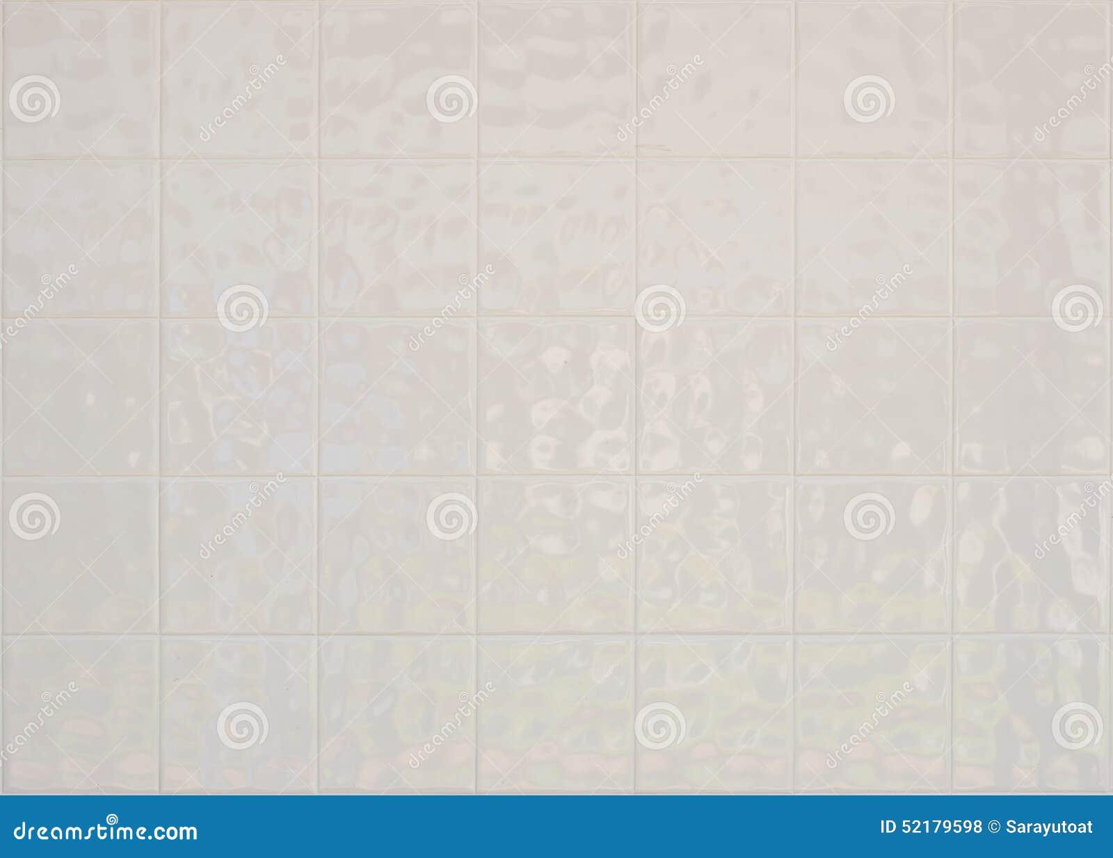 Wit het aardewerkmateriaal van het tegel glanzend mozaïek in de