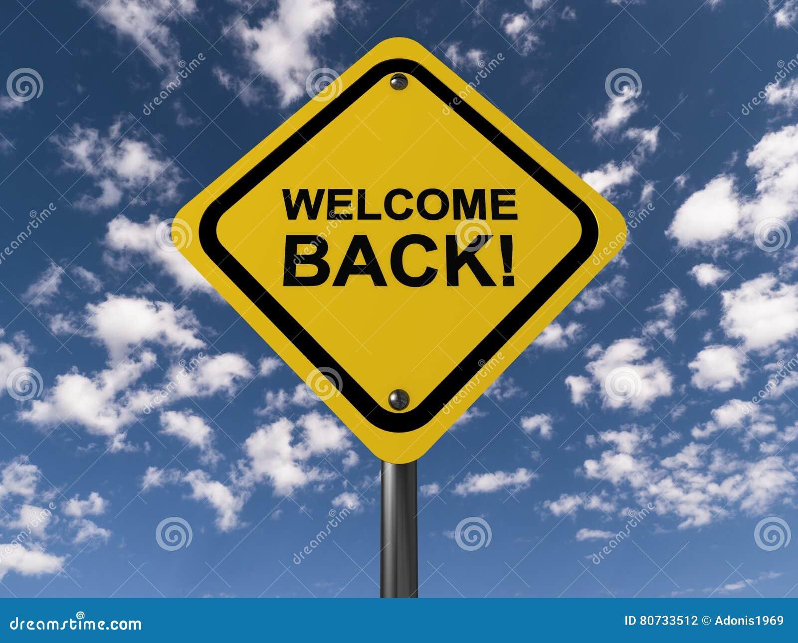 Witamy z powrotem