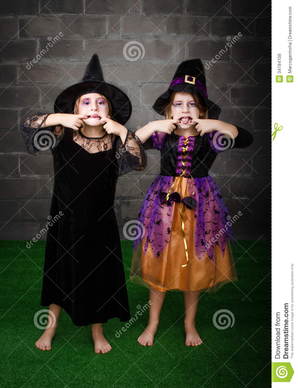witches bad faces royalty free stock images image 34184109