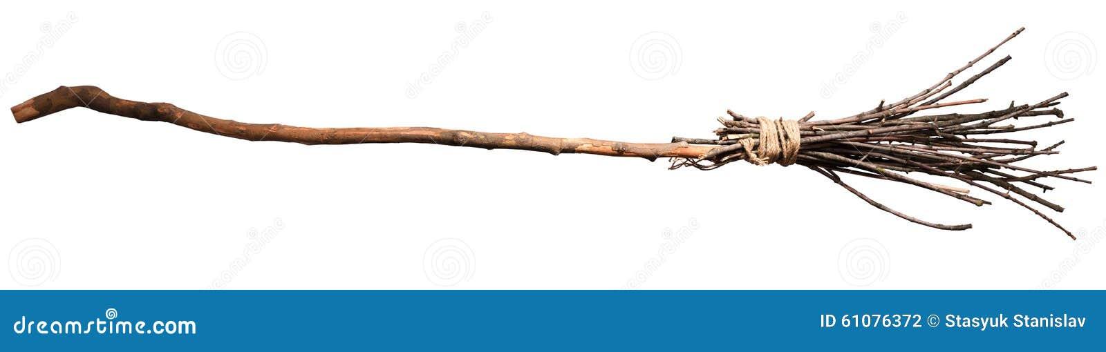 Witches Broom Stock Photo Image 61076372