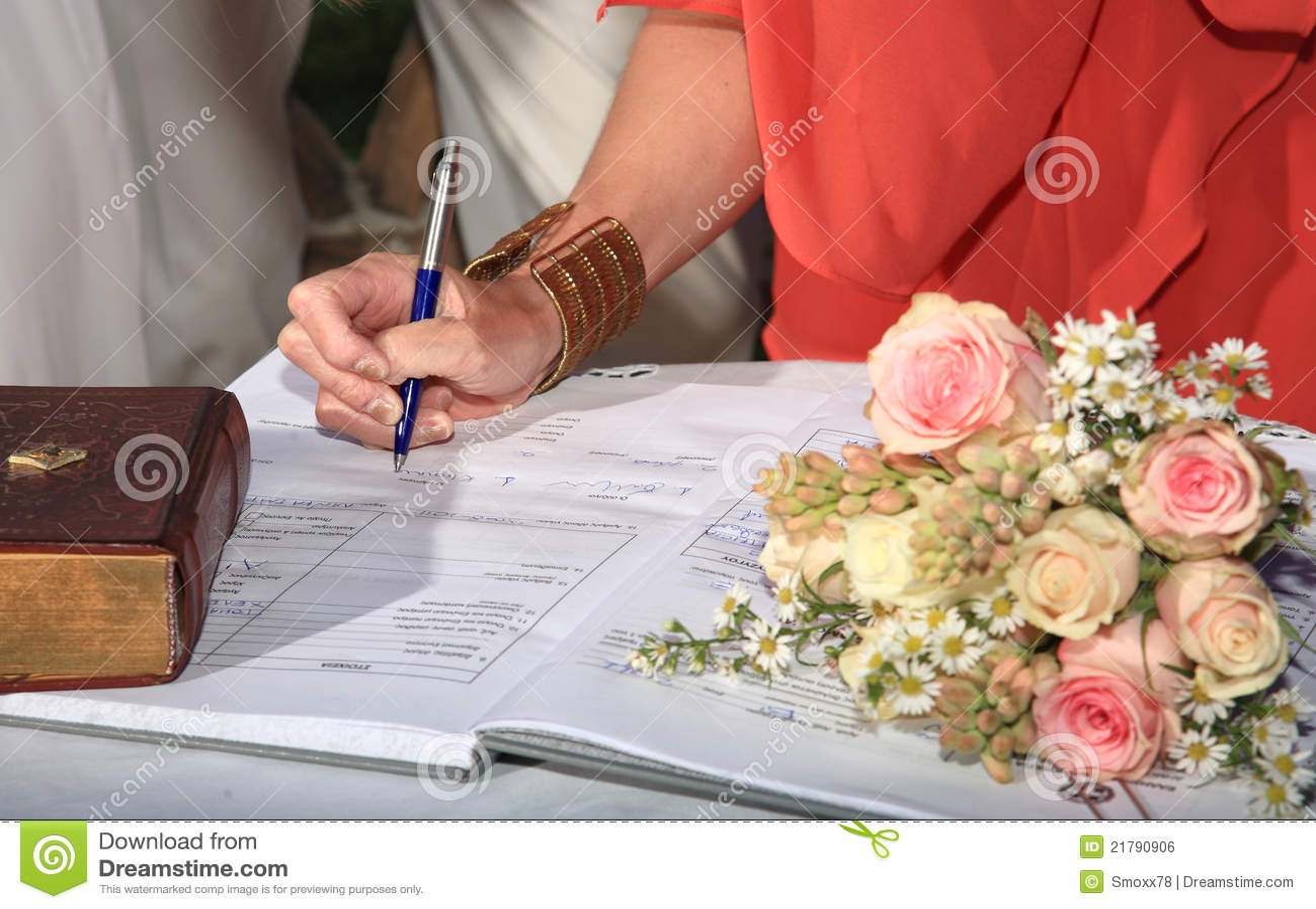 Jewish Wedding Vows and Ring Ceremony – Kiddushin