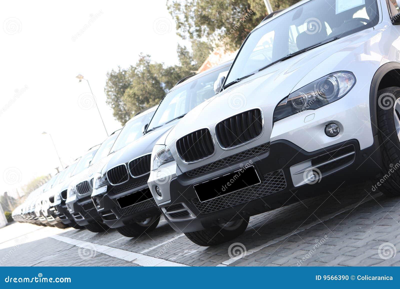 Witte auto s