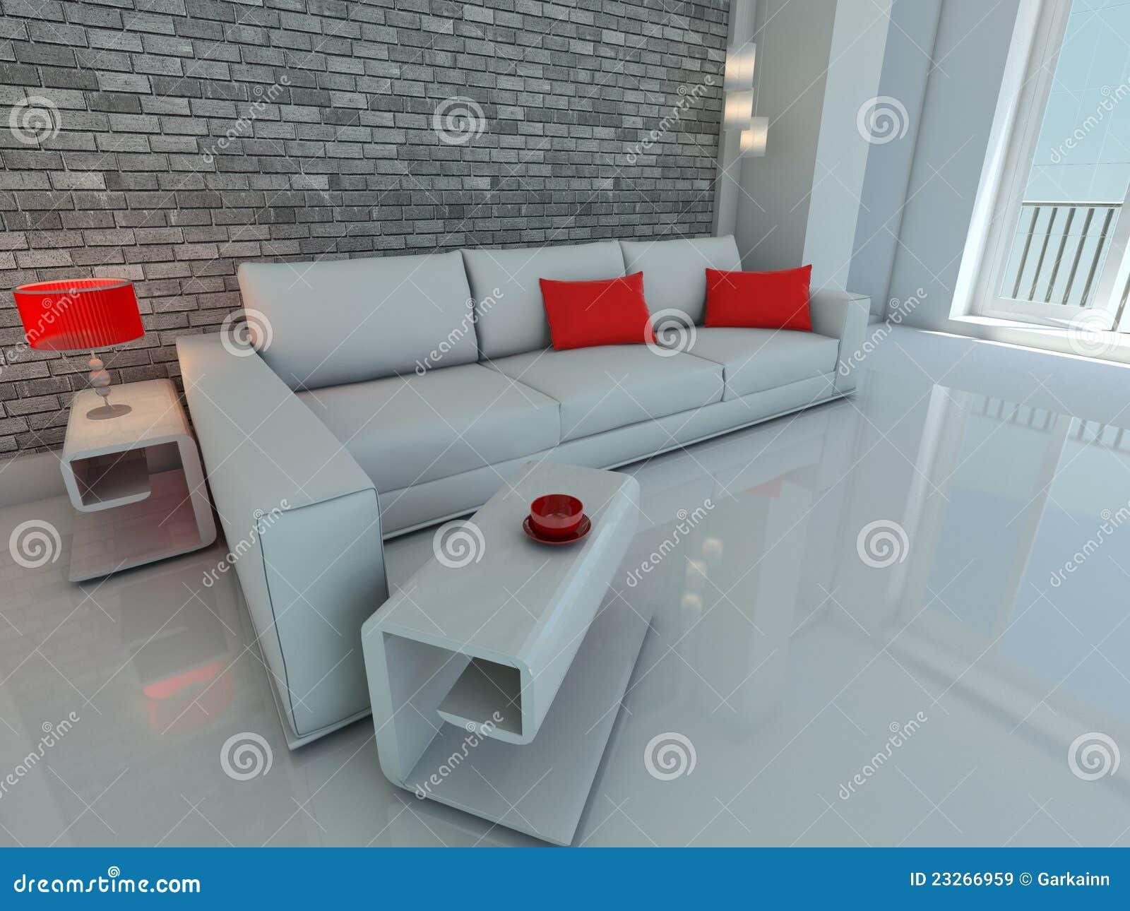 Laag op witte bakstenen muur stock foto   afbeelding: 15414920