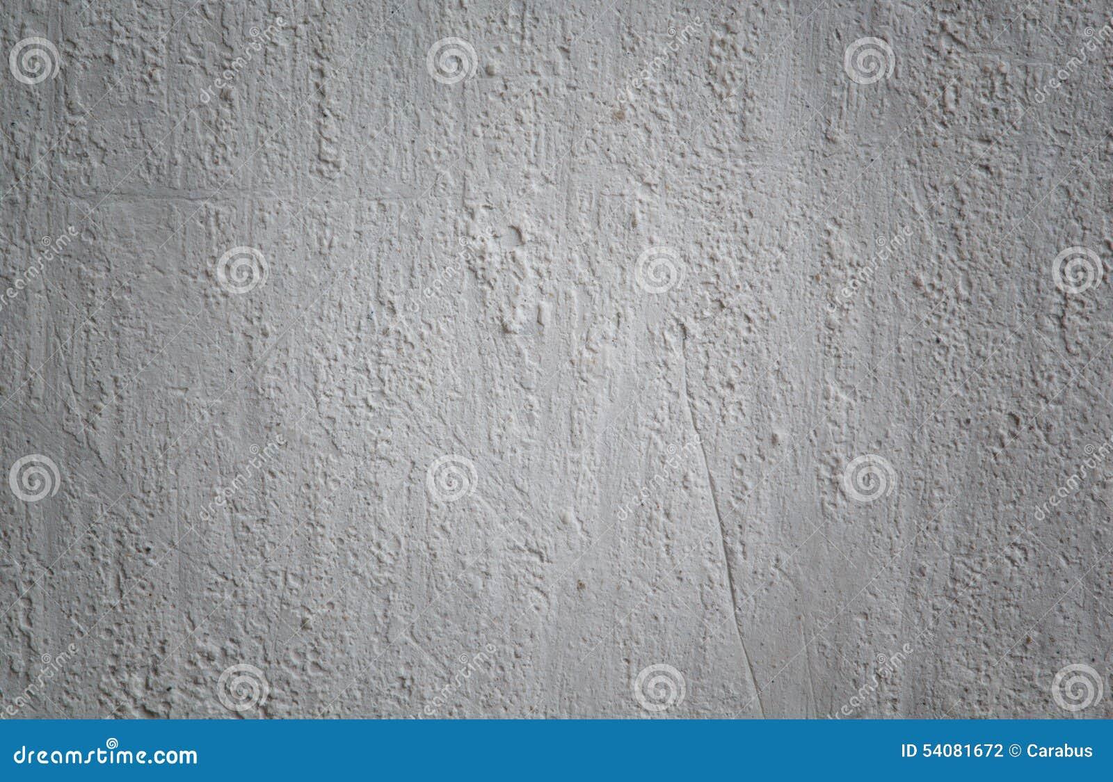 Witte concrete muurtextuur