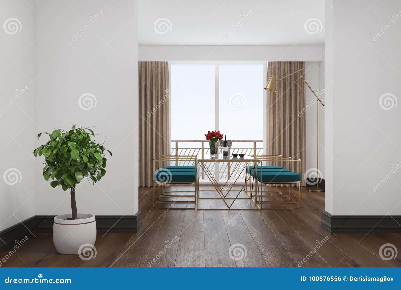 Witte Eetkamer Stoel : Interstil eetkamerstoel nova kleur wit hout is