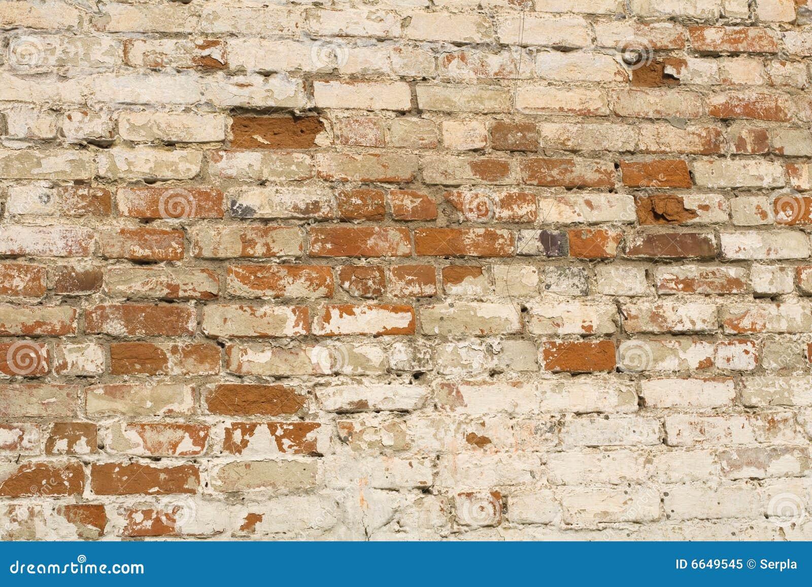 Stenen Muur Wit : Witte geschilderde oude bakstenen muur stock afbeelding