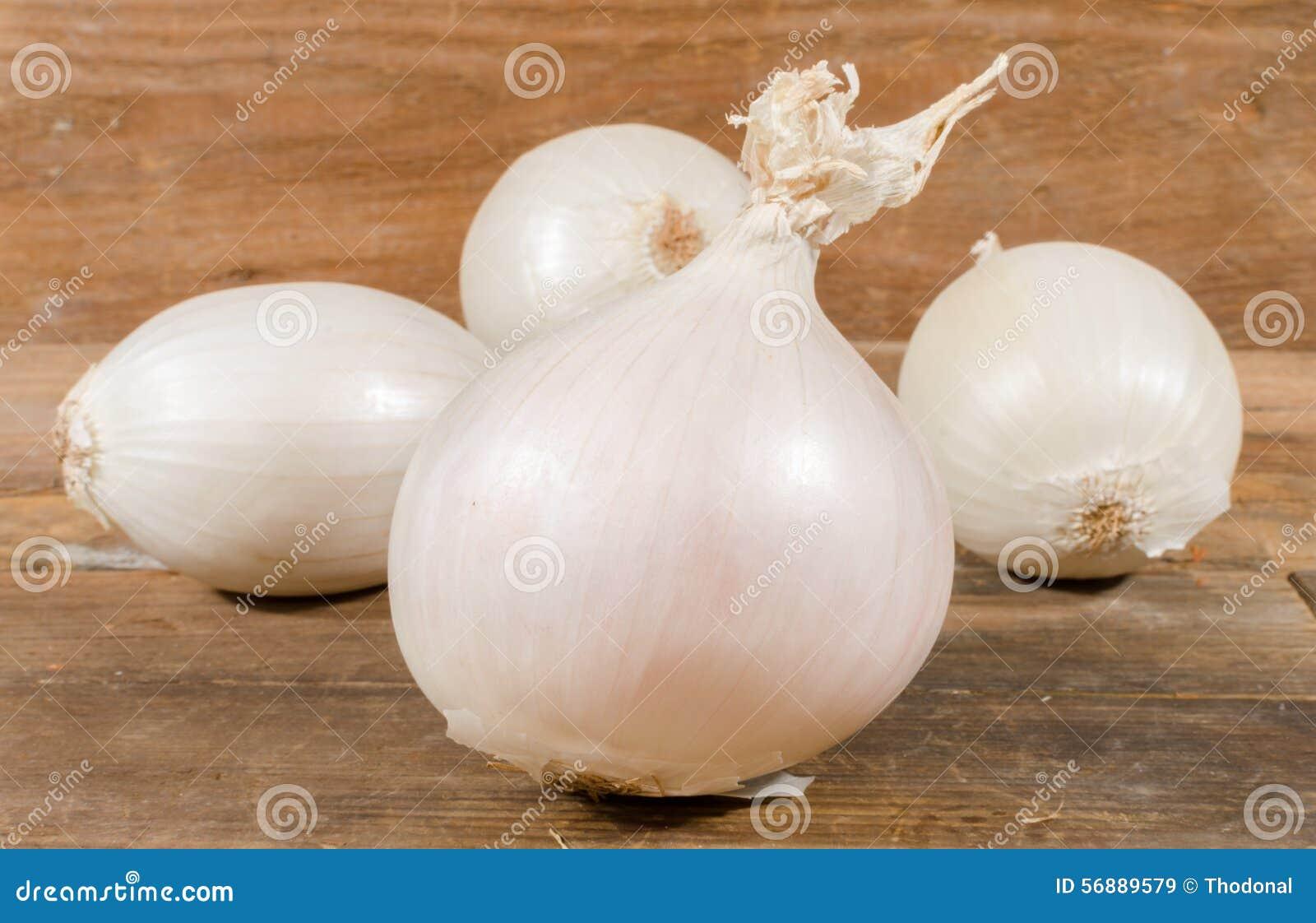 Witte uien