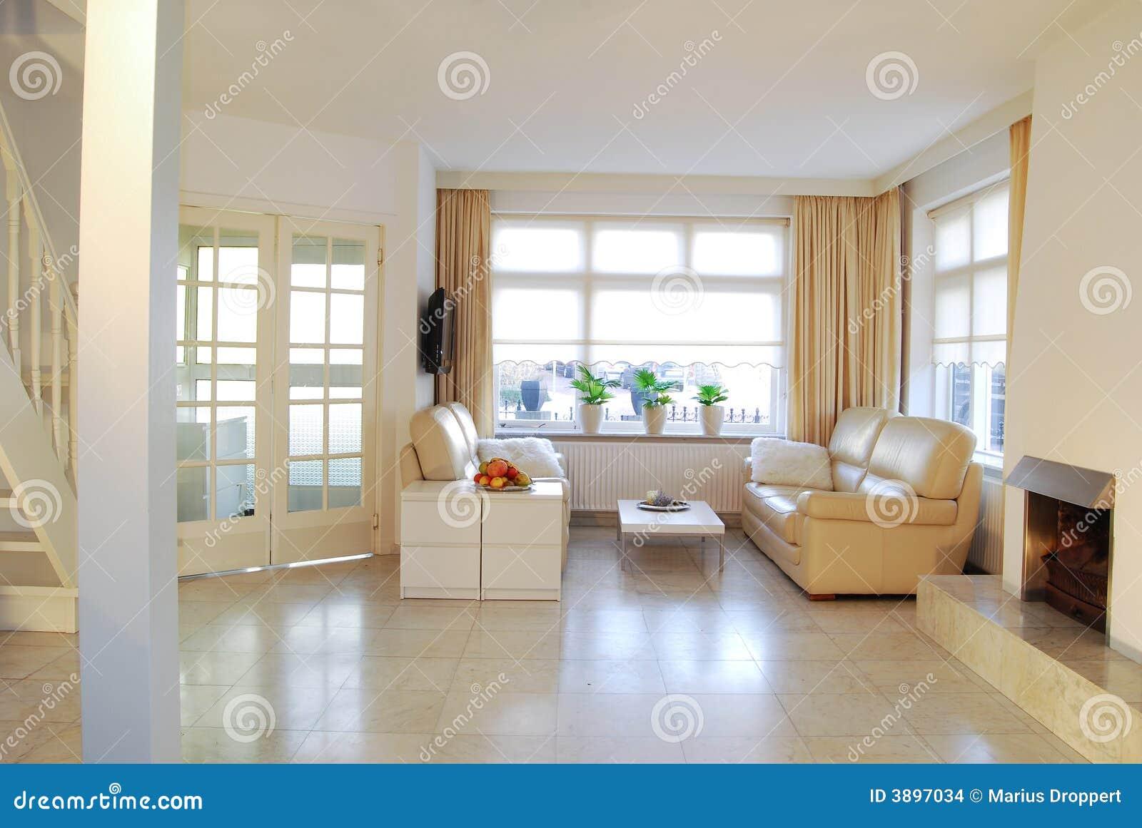 Woonkamer met witte meubels : woonkamer met witte meubels ...