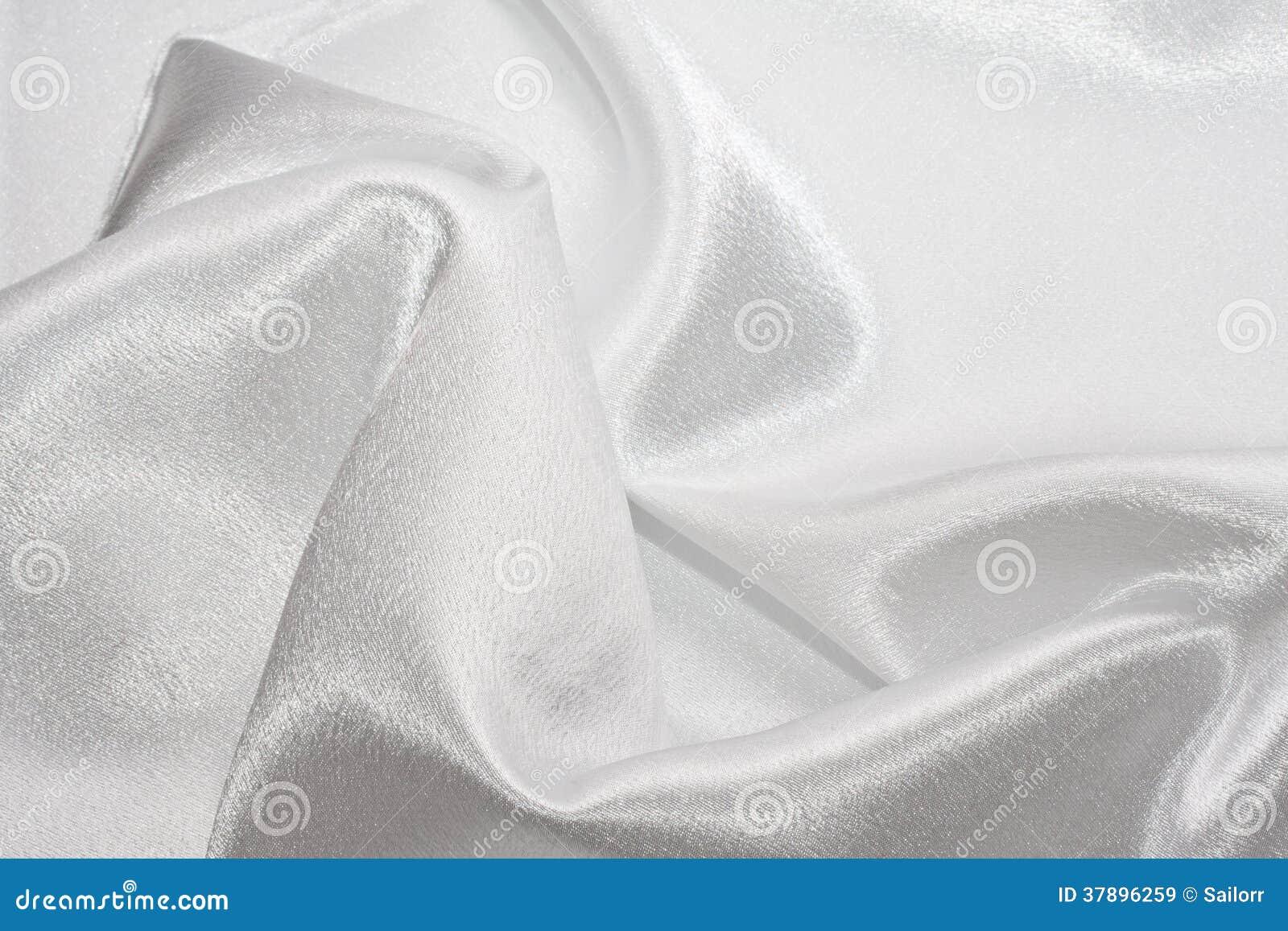 Witte zijde