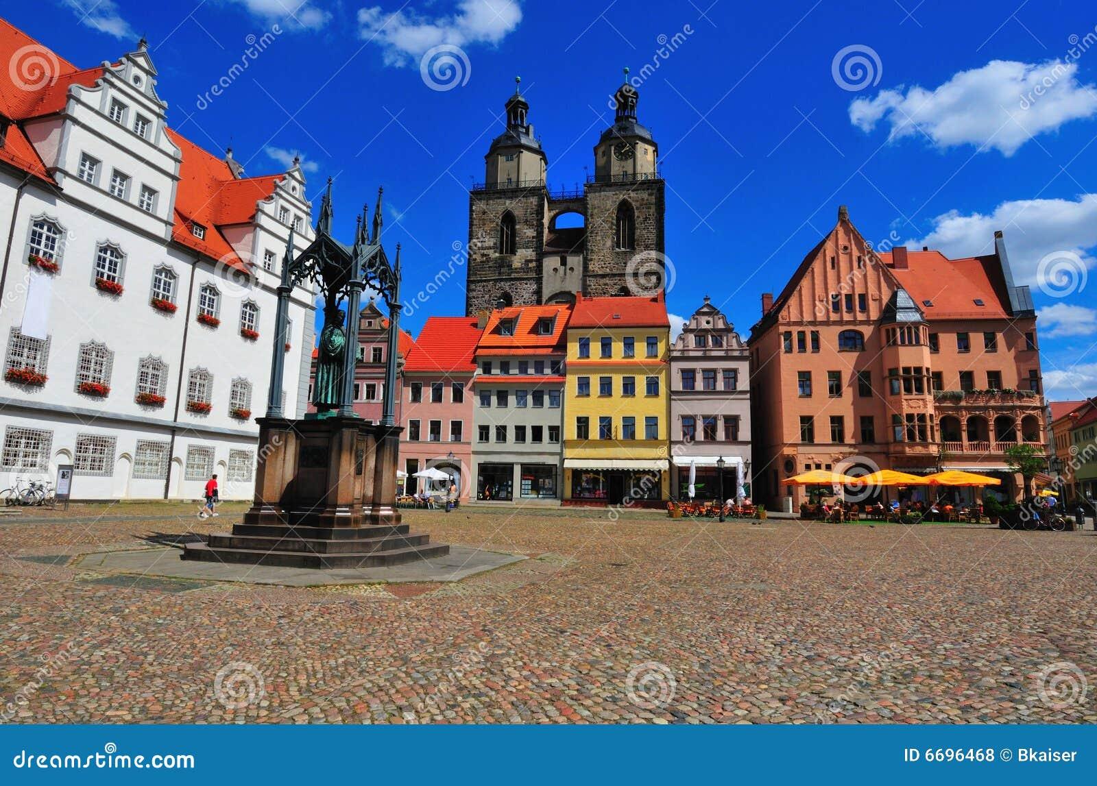 Wittenberg för marknadsställe
