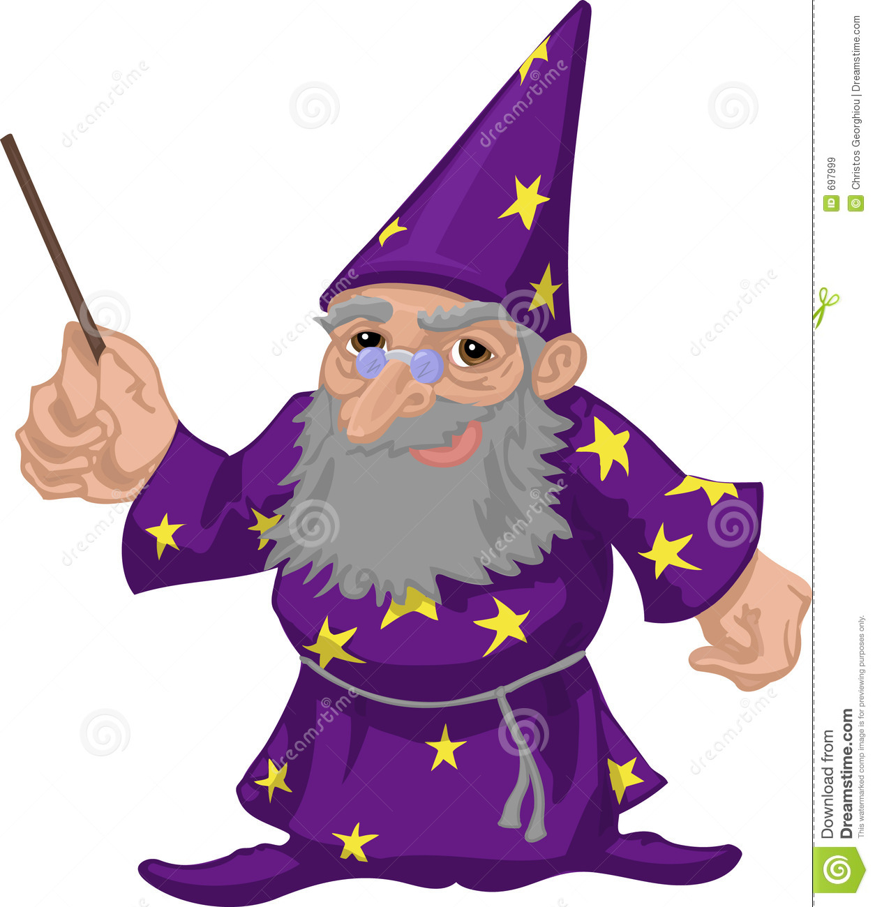 Wizard royalty free stock images image 697999