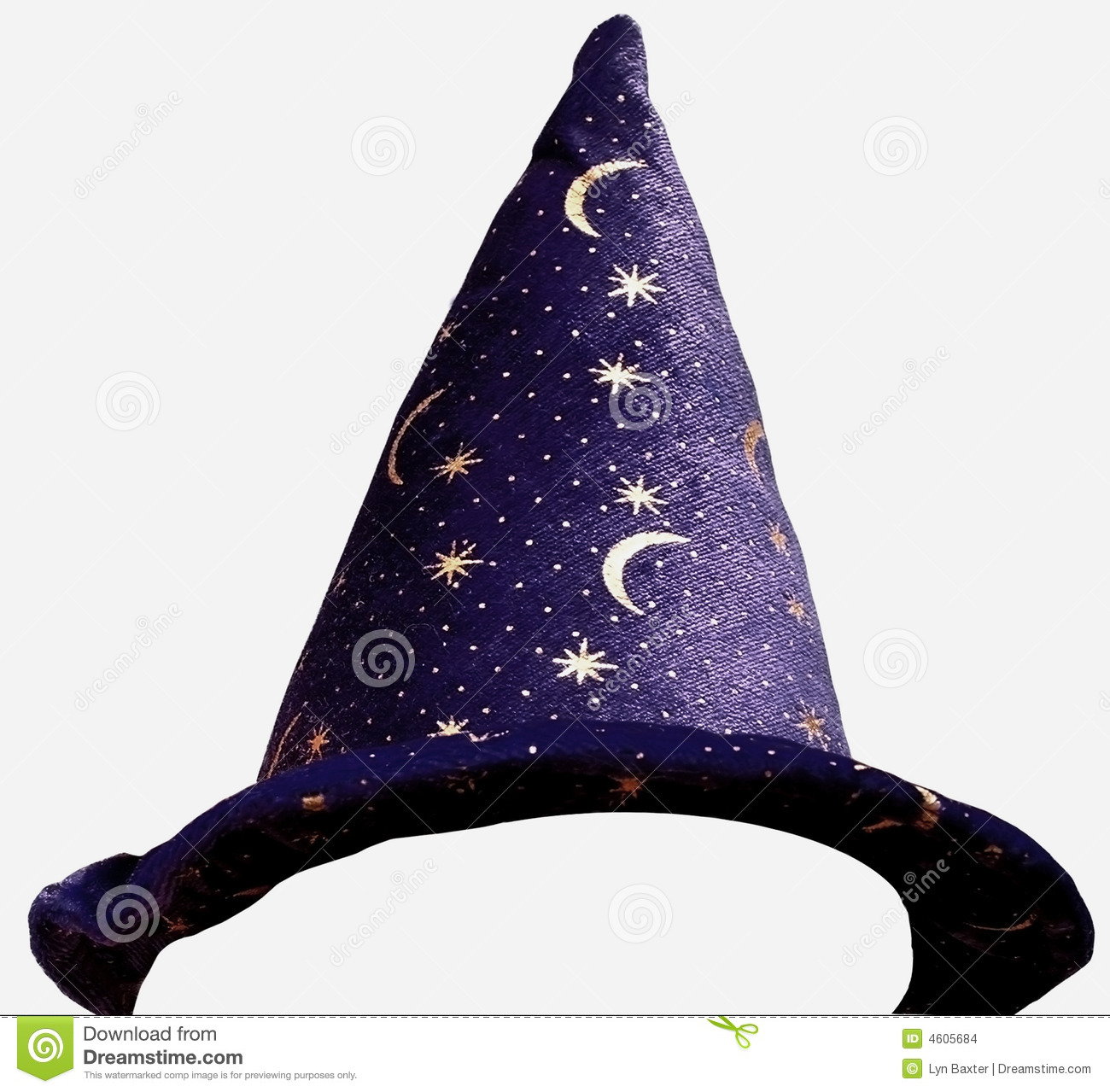 Wizards Hat Stock Images Image 4605684