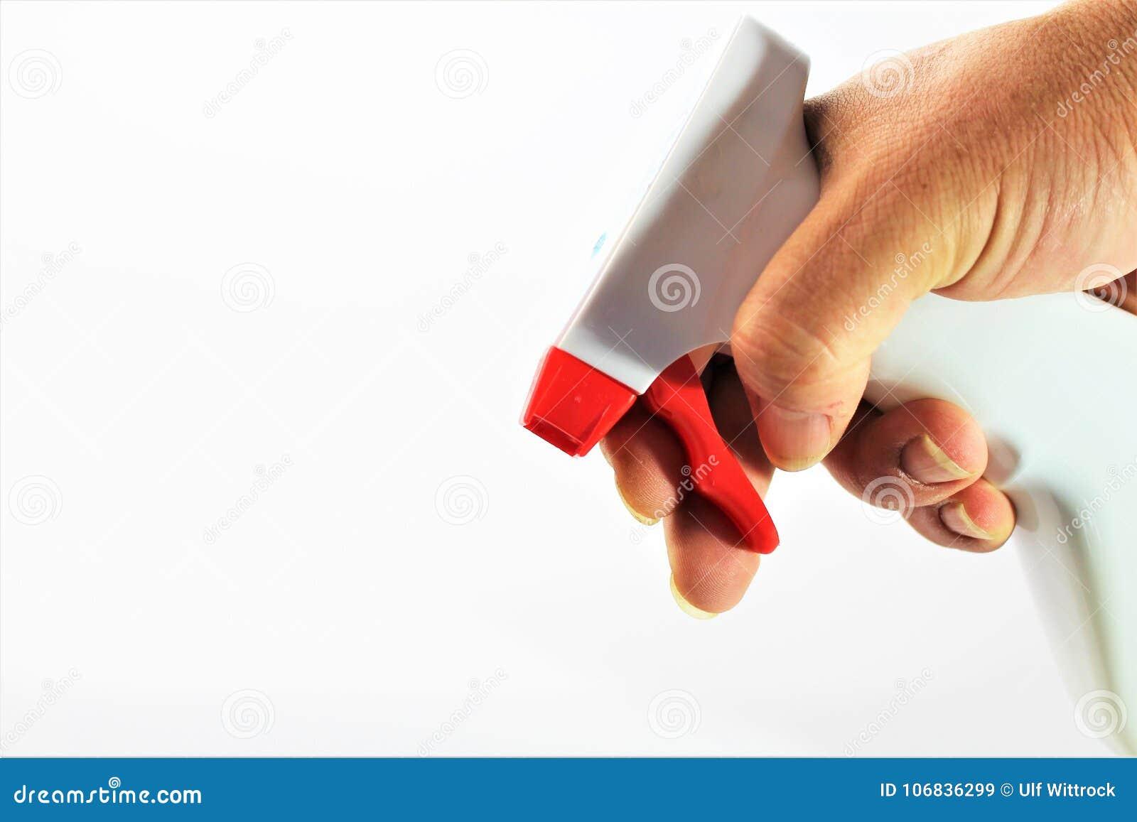 Wizerunek czyścić powierzchnię - housekeeping koloru Różne wersje