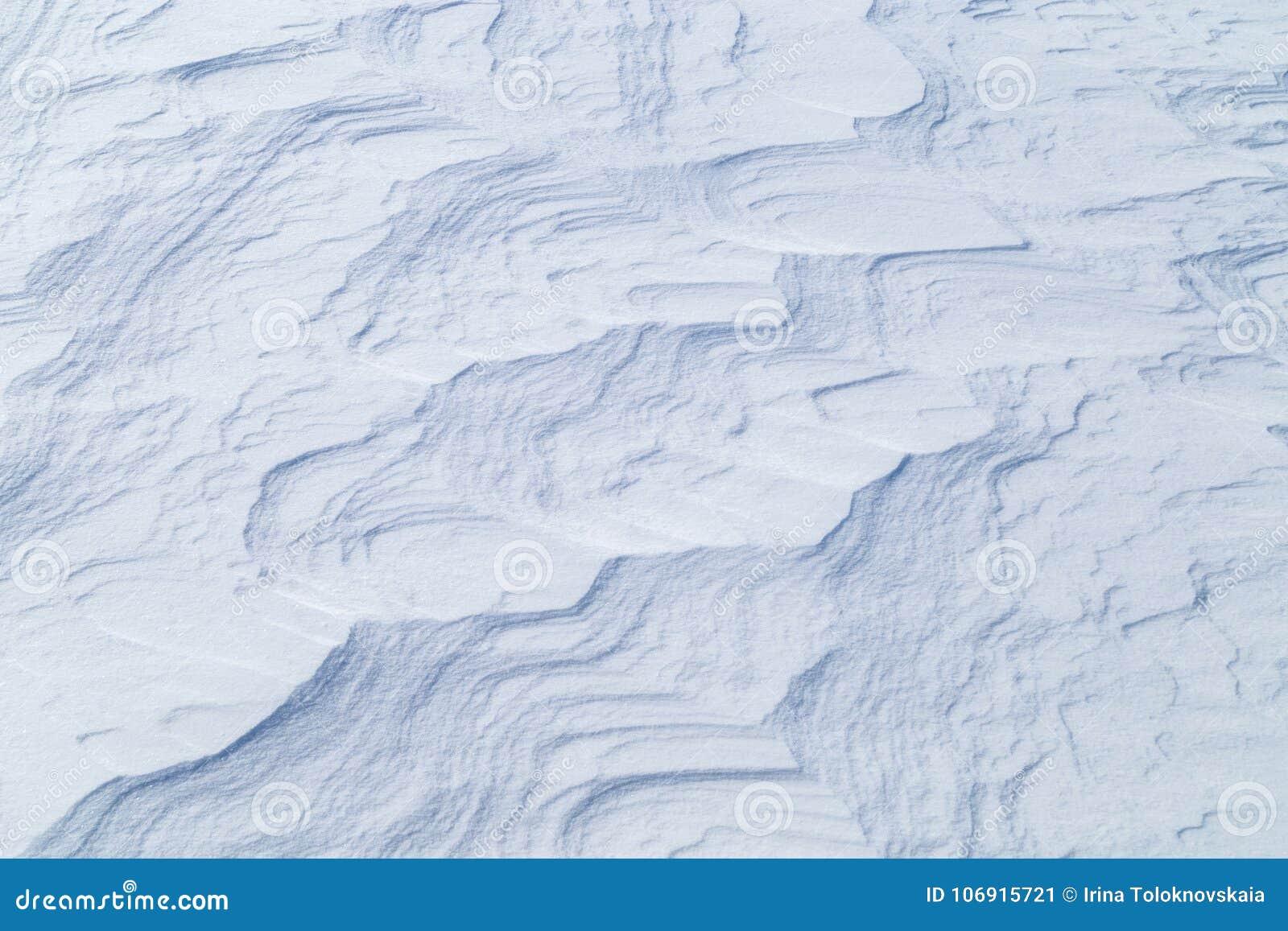 Wizerunek z śnieżną teksturą