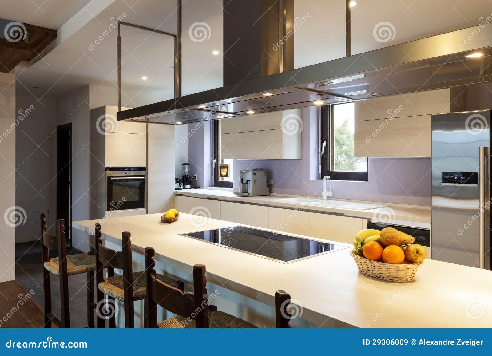 Wnętrze Dom, Kuchnia Obrazy Royalty Free  Obraz 29306009 -> Kuchnie Prowansalskie Obrazy