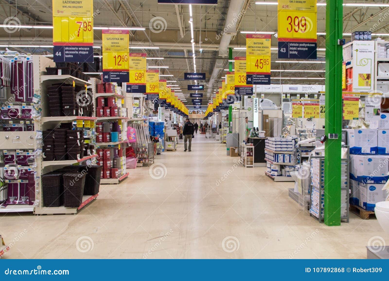 To Juz Nie Sklep To Gigamarket Leroy Merlin Biznes W Interia Pl