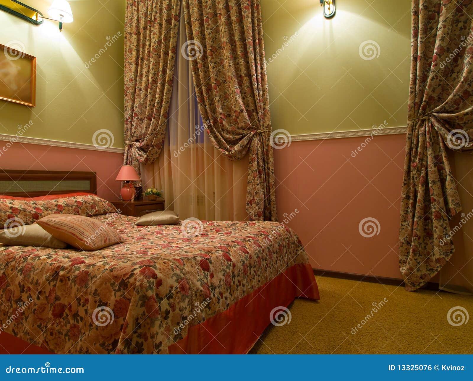 Wnętrze romantyczny