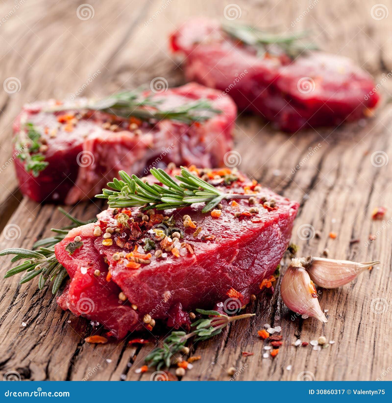 Wołowina stek.