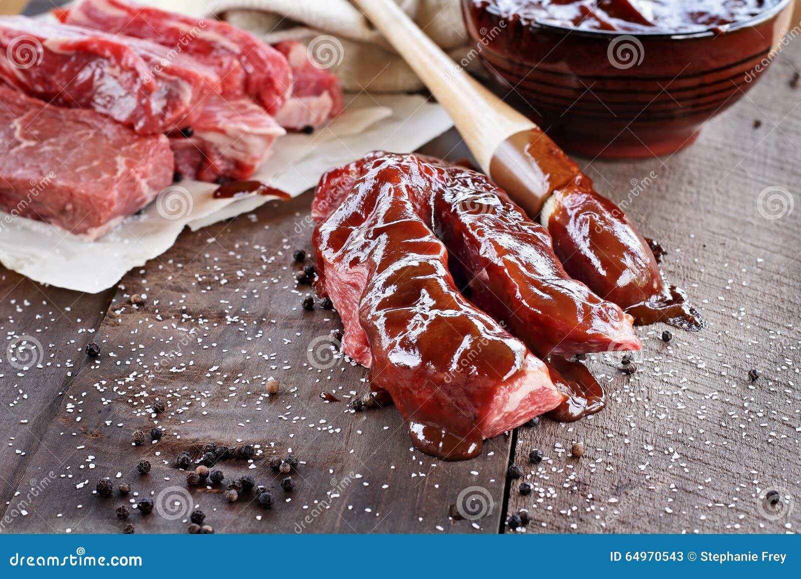Wołowina ziobro i grilla kumberland