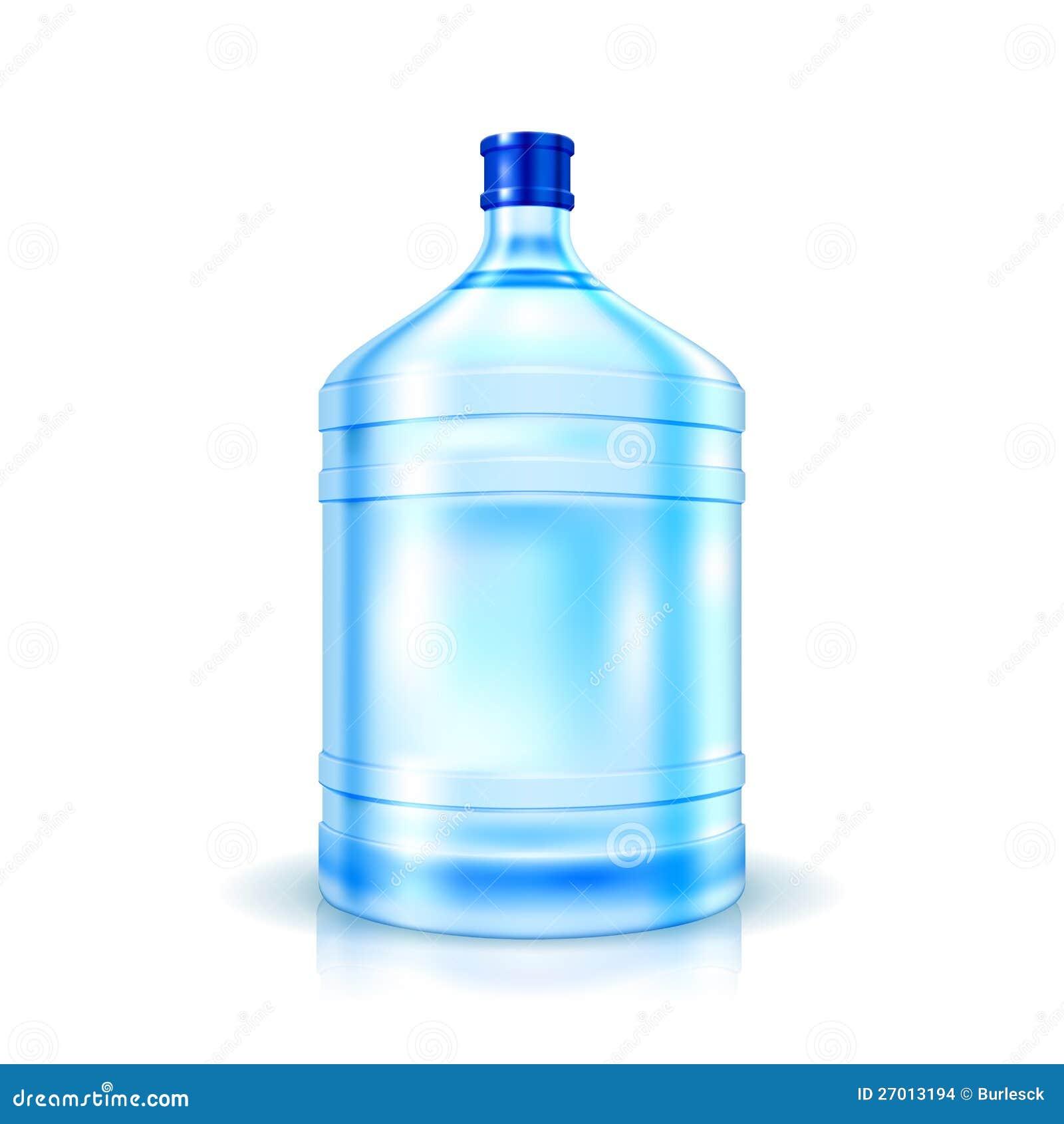 Woda duży Butelka