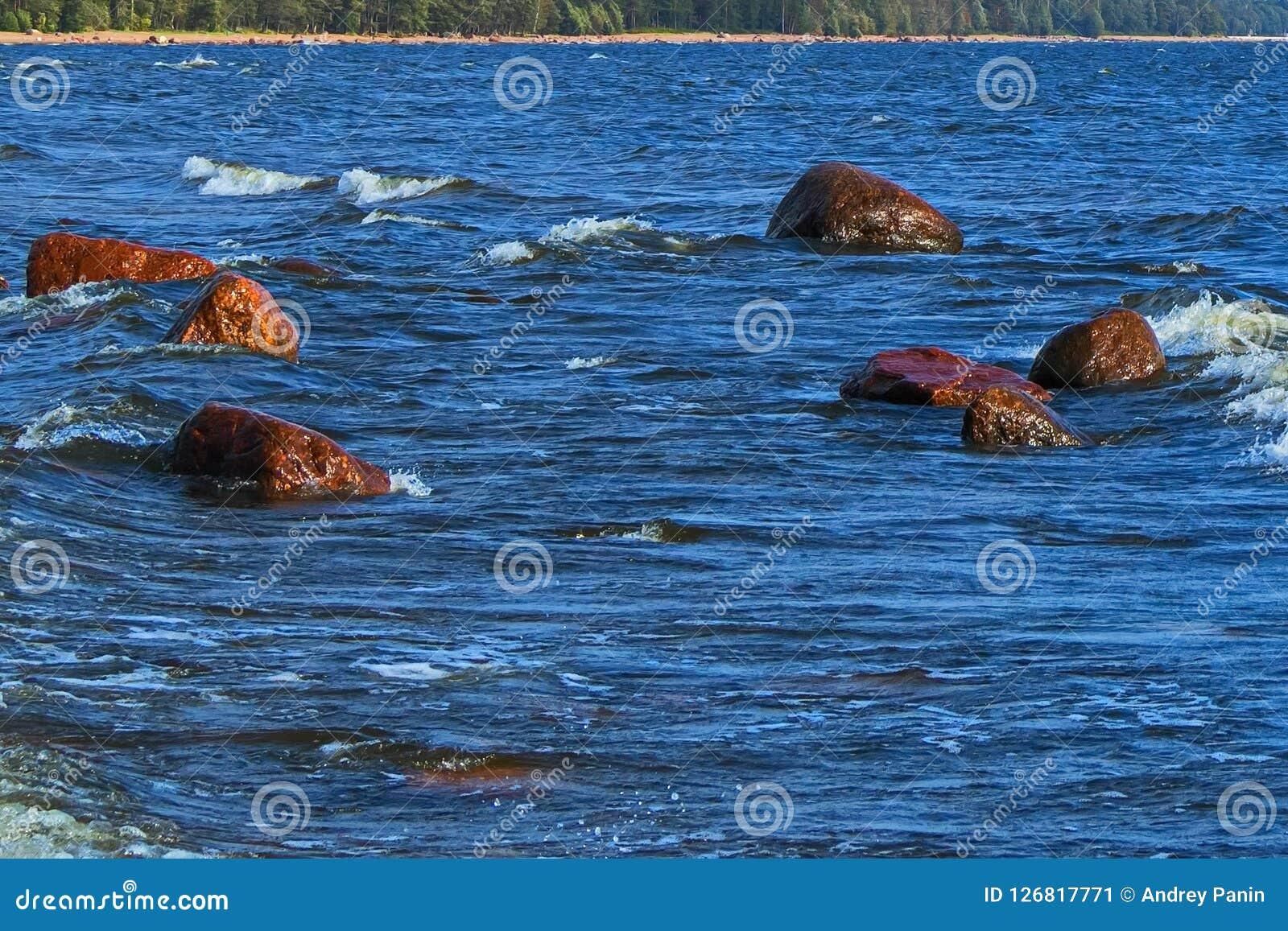 Woda i skały aphrodite miejsce narodzin cibory zbliżać paphos petra skał romiou tou fala ciężka miękka część