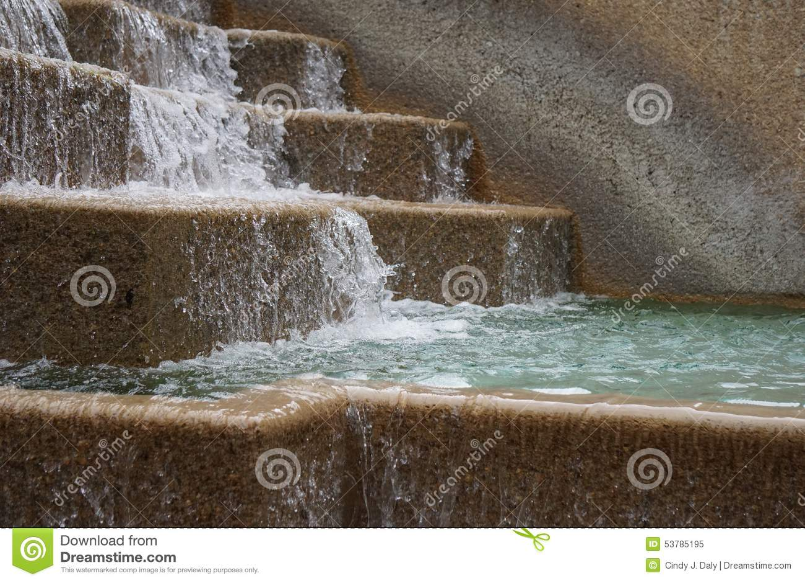 Wodna fontanna