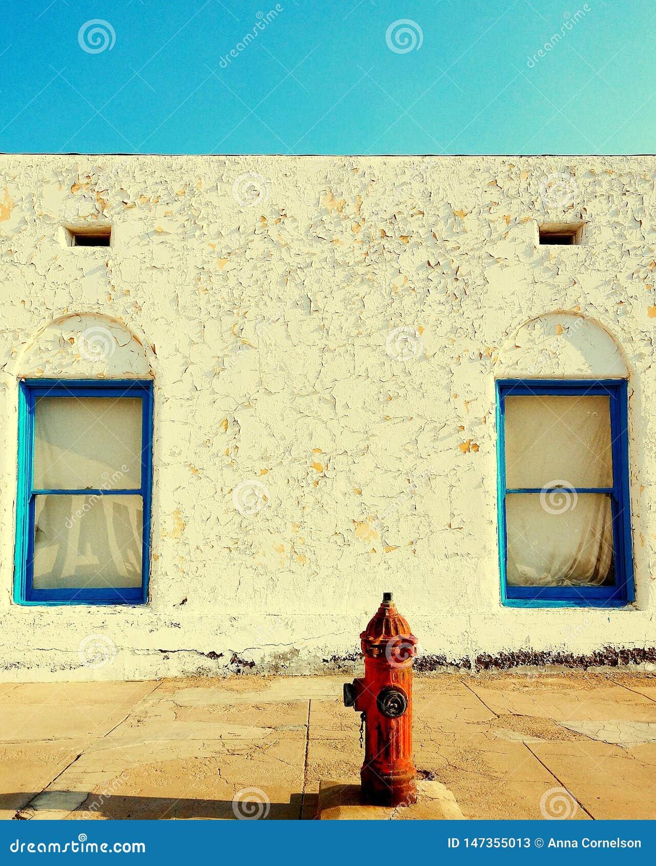 Woestijnmotel, Doodsvallei NV