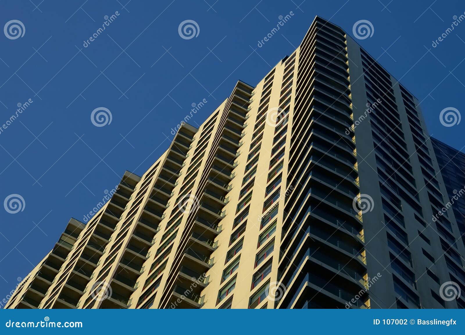 Wohnungen oben