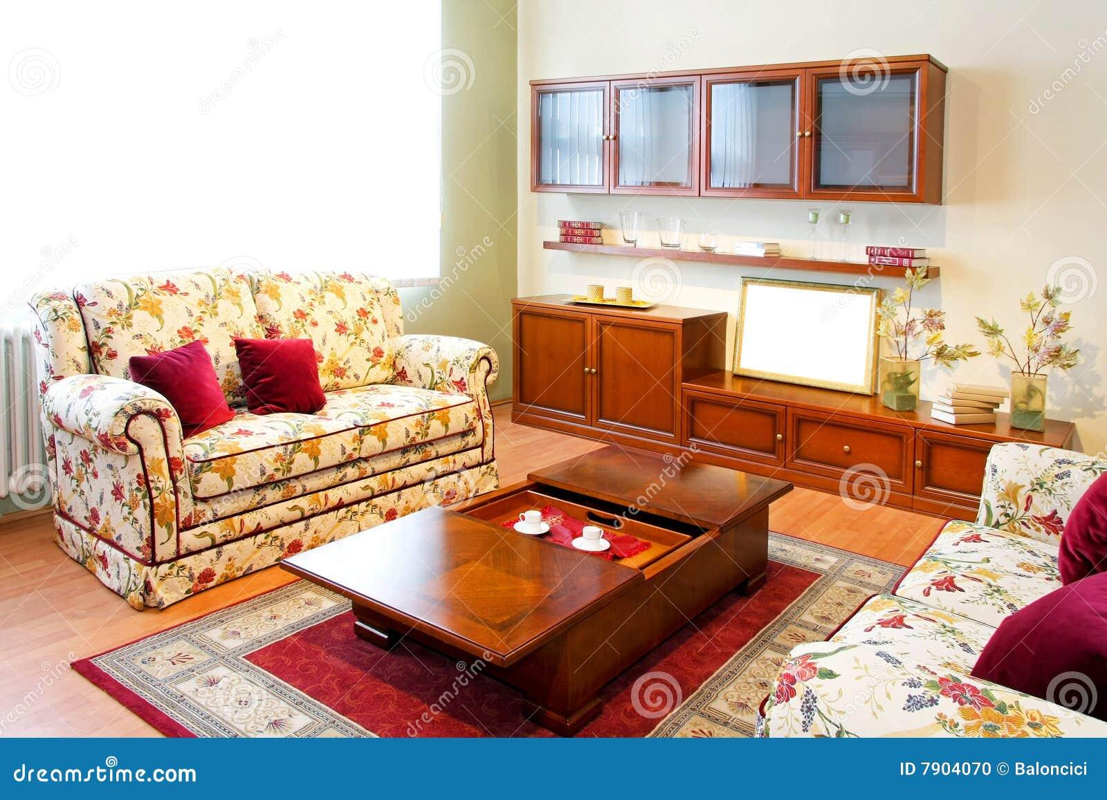 Wohnzimmer stockfoto bild 7904070 for Wohnzimmer junggeselle