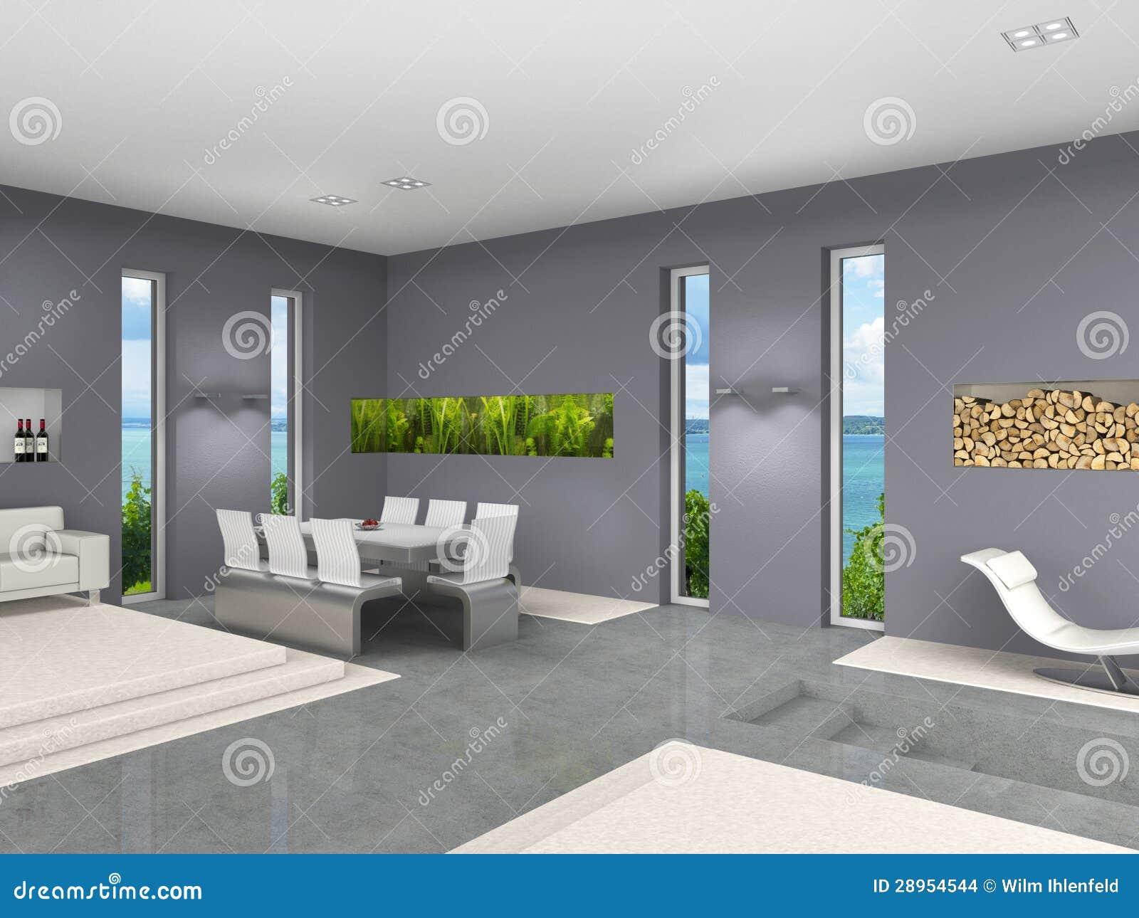 Entzuckend Wohnzimmer Mit Aquarium