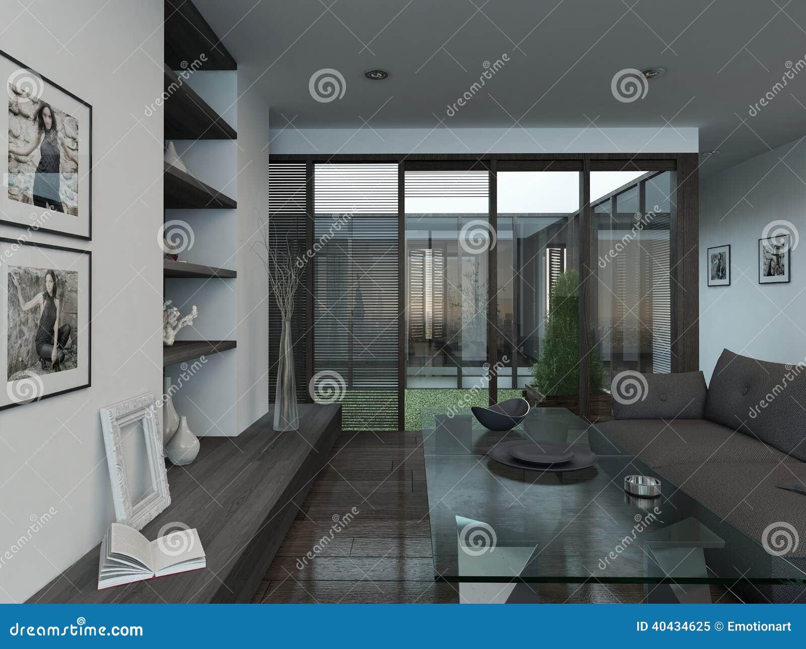 grauer boden wohnzimmer. Black Bedroom Furniture Sets. Home Design Ideas